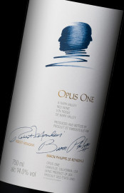 Opus One 2017 Napa Valley Californie